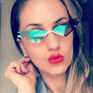 Cat-Eye AJ Morgan Glasses
